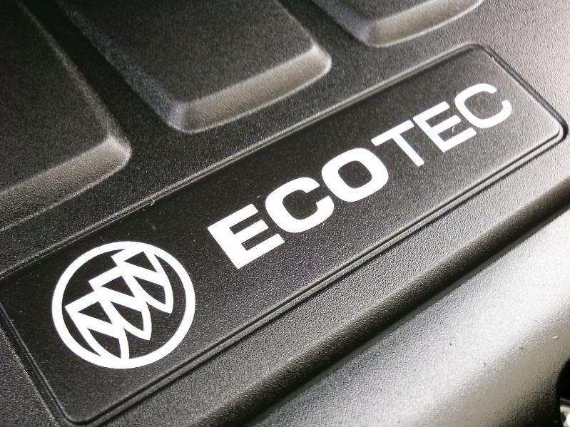 2018 Black Buick Encore Preferred Ii
